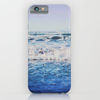 Indigo Waves iPhone 6 Slim Case