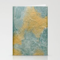Copper Turquoise #01 Stationery Cards