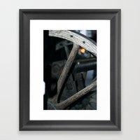 Things I Shoot Framed Art Print