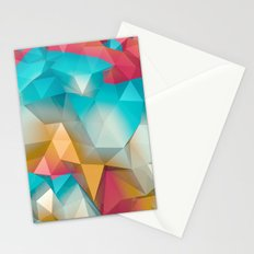 Land Sphere Stationery Cards