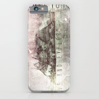Live and Explore Mountains iPhone 6 Slim Case