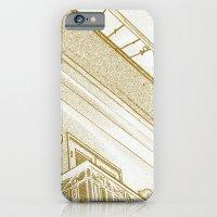 iPhone & iPod Case featuring Squarey by Keren Shiker
