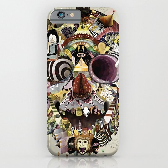Pick Me Up iPhone & iPod Case