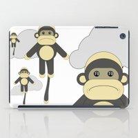 SOCK MONKEY iPad Case