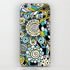 Anya iPhone & iPod Skin