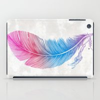 Colors Of A Feather iPad Case