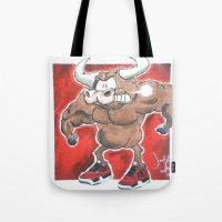 Toro Toro 2 Tote Bag