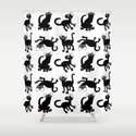 4cats Shower Curtain