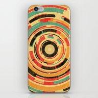 iPhone & iPod Skin featuring Space Odyssey by Budi Kwan