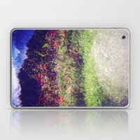Flowers Plastic Camera Double Exposure Laptop & iPad Skin