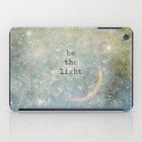 Be The Light iPad Case