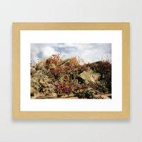 Soul Nature Framed Art Print