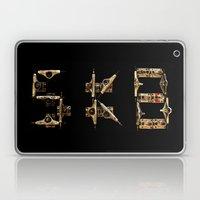 Sk8 Typography Laptop & iPad Skin