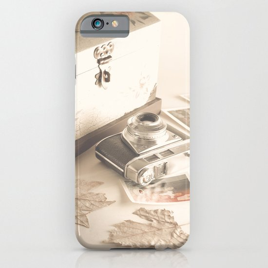 Remembers (vintage still life photography) iPhone & iPod Case