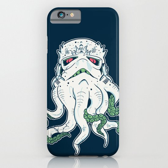 Stormthulhu iPhone & iPod Case