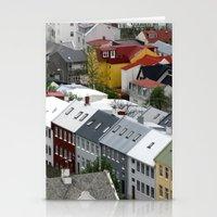 Reykjavik, Sweet. Stationery Cards