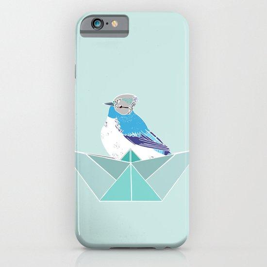 Origami Bird iPhone & iPod Case