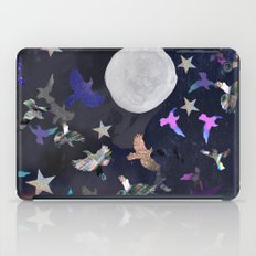 Midnight Birds iPad Case