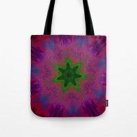 Kaleidoscope 'K1 SN' Tote Bag