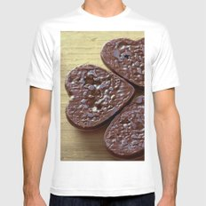 Good luck cookies Mens Fitted Tee White SMALL