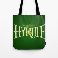 Hyrule Nation Tote Bag