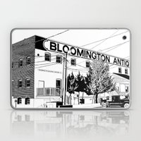 bloomington I Laptop & iPad Skin