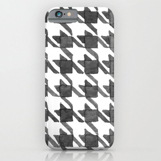 Houndstooth II iPhone & iPod Case