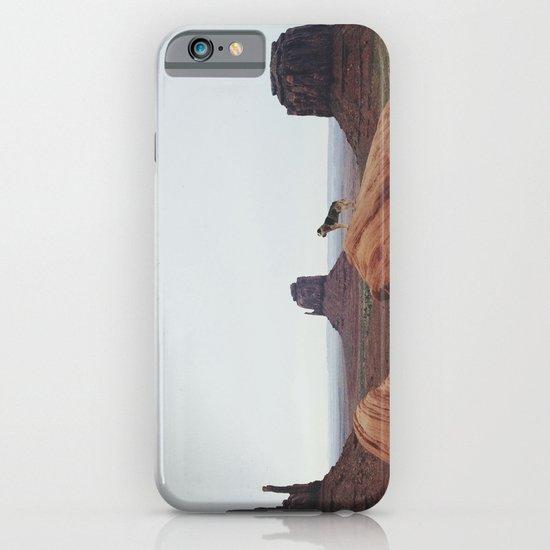 Monument Dog iPhone & iPod Case