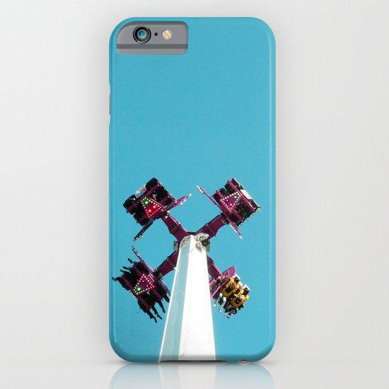 Merry-Go-Rouen iPhone & iPod Case