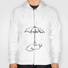 Rain Rain Go Away! Hoody