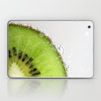 Bubble Kiwi Laptop & iPad Skin
