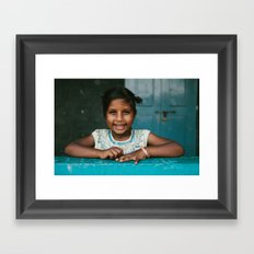 Joy of the Lord Framed Art Print