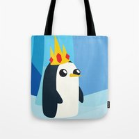 Gunter for Ice King 2012! Tote Bag