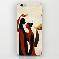 Celestial Bodies iPhone & iPod Skin