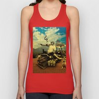 Hunter S Unisex Tank Top