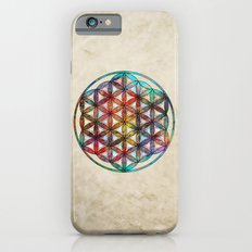 Flower of Life iPhone 6s Slim Case