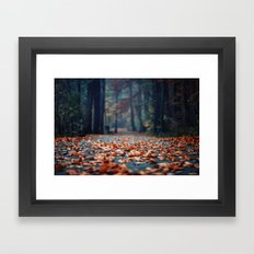 Daydreams Framed Art Print