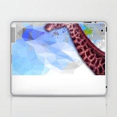 Low poly giraffe Laptop & iPad Skin