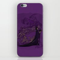 Something Wicked this way Comes... iPhone & iPod Skin