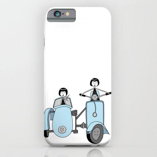 Vespa iPhone & iPod Case