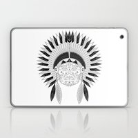 Snapped Up Market - Cowb… Laptop & iPad Skin