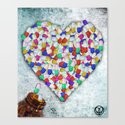 sik luv Canvas Print