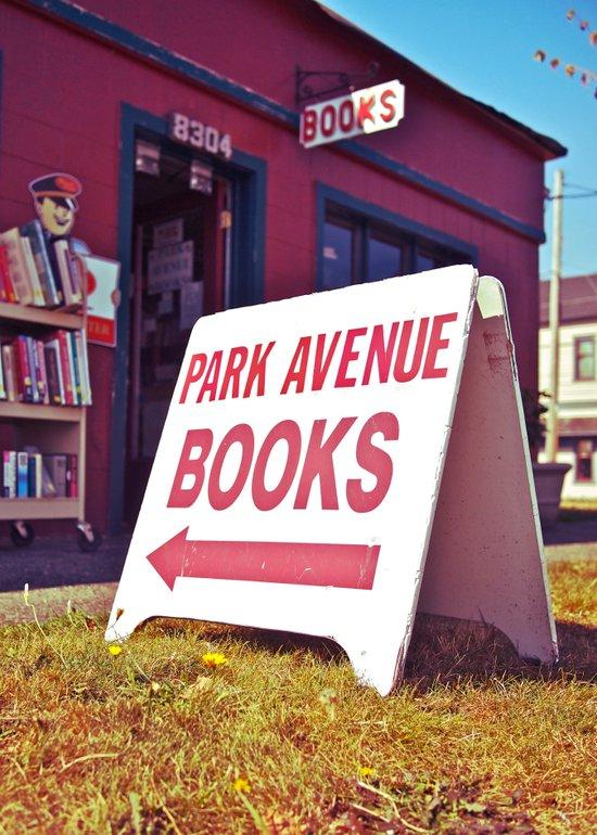 Park Avenue Books Art Print