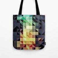 :: geometric maze IV :: Tote Bag