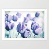 Spring Love II Art Print