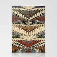Marbling-1 Stationery Cards