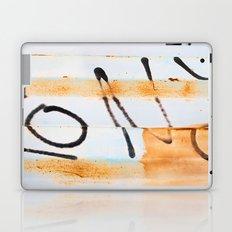 Message Laptop & iPad Skin