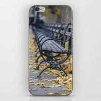 Autumn Leaves iPhone & iPod Skin