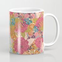 English Garden in Rose  Mug