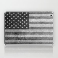 US Flag - Retro Style In… Laptop & iPad Skin